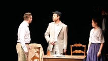 Extrait de la pièce de théâtre Niçoise - Victorine et Titoun : Mai Aquì !