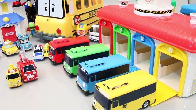 Mundial de Juguetes & Juguetes & Tayo the Little Bus Car Toys