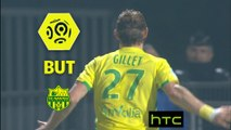 But Guillaume GILLET (19ème) / Angers SCO - FC Nantes - (0-2) - (SCO-FCN) / 2016-17