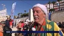 Folklore : le bain de Noël des Niçois