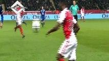 BUT Tiemoue Bakayoko  Goal Monaco 1 - 2_ Lyon 18.12.2016