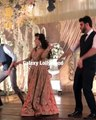 Here's another fabulous performance of Mawra Hocane at the Urwa Hocane Farhan Saeed wedding reception in Lahore