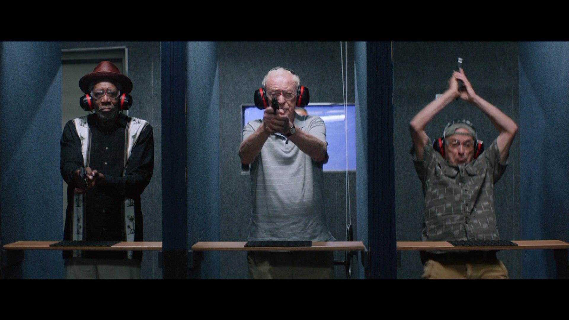 Morgan Freeman, Alan Arkin, Michael Caine In 'Going In Style' Trailer 1