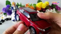 Sport Range Rover Evoque, Welly Nex Toys Cars | Fate Stay Night Blue | Kids Toys Videos