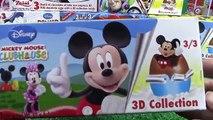 Disney Mickey Mouse œufs en chocolat Surprise oeufs à la fois ouvert【Surprise oeufs】00545+fr