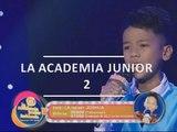 Joshua, Lampung - Hingga Akhir Waktu [La Academia Junior 2 Konser Final]