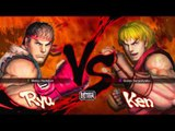 Ultra street fighter 4: Ryo vs Ken. Modo História gameplay. Legendado  Clip 7