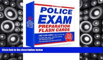 Pre Order Norman Hall s Police Exam Preparation Flash Cards Norman Hall On CD