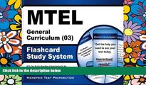 Price MTEL General Curriculum (03) Flashcard Study System: MTEL Test Practice Questions   Exam