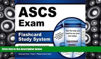 Price ASCS Exam Flashcard Study System: ASCS Test Practice Questions   Review for the Air Systems