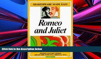 Price Romeo and Juliet (Shakespeare Made Easy) William Shakespeare For Kindle