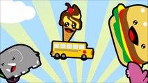 Cars Animation, Ice Cream Animation, Animals Animation for Kids