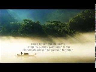 Sebaris Kata - Syafiq Aizat (Official Lyric Video)