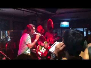 Art Fazil & Bushmen : Rilek Brader - LIVE at Hard Rock Cafe Singapore