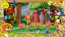 The Shepherd Boy And The Wolf Moral Story For Kids ll bed