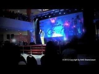 Nubhan Sing Sedetik Lebih at Suria Sabah Grand Opening Concert