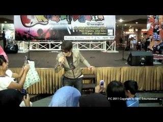 Nubhan Sing Tercipta Untukku at Karnival karangkraf 2011