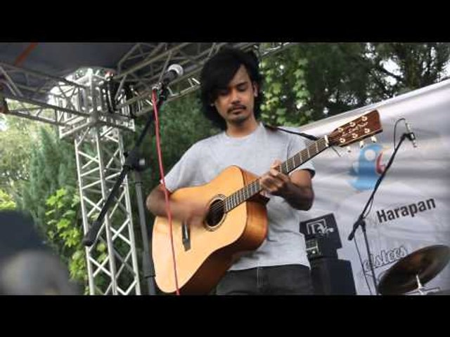 Nazim Ifran - Yellow (Coldplay Cover)@Twtup Ipoh