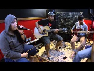The Liberated - Real New Year (Acoustic Practise Session) Propgandafest Publika