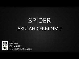 Spider - Akulah Cerminmu - Official Lyric Video