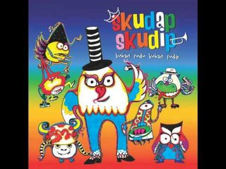 Skudap Skudip featuring Ira Skatiku - Gembiranya Cinta (Audio)