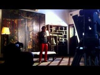 Making of 'Aku Bukan Penjara' MV. Artist - Ikhsan Ace