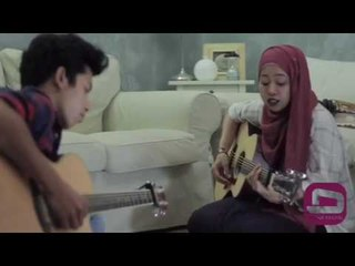 AQIL & TENGKU SUHAILA - Secret Love Song (Acoustic Cover)