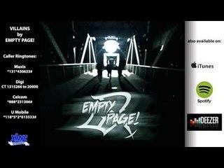 Empty Page! - Villains