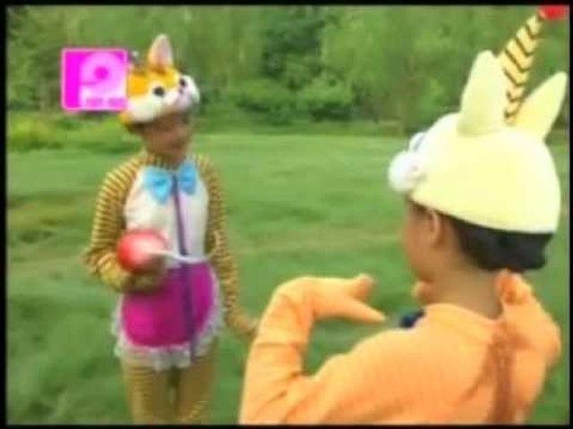 儿童教育歌剧 (6) 自作聪明的小花猫