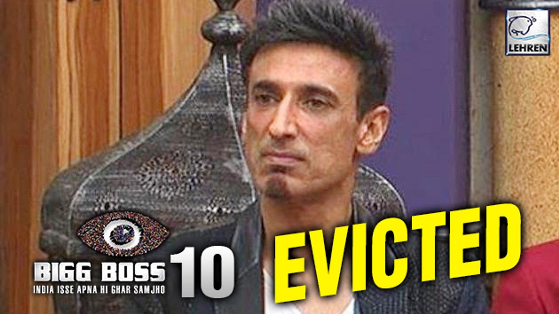 Rahul Dev EVICTED From Bigg Boss 10 Shocking
