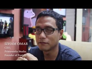 People & Journey : Izham Omar (CEO)