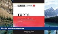 Online Casenote Legal Briefs Casenote Legal Briefs: Torts, Keyed to Goldberg, Sebok,   Ziprusky,