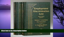 Buy ABA Section of Labor and Employment Law Employment Discrimination Law, 4th Edition, 2 Volume