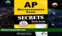 Pre Order AP Microeconomics Exam Secrets Study Guide: AP Test Review for the Advanced Placement