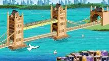 London Bridge is Falling Down Nursery Rhyme with Lyrics - YouTube Video