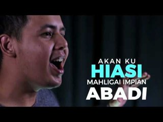 Impian Abadi - Fauzan Nasir & Jazz Hassan (Official Lyric Video)