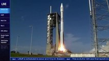 Communications satellite launched into orbit