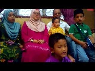 Nur Haikal Adnan = Ayah ! Bak Duit Raya ( Terbaru 2016 )