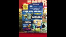 Monster University Lowes Build and Grow Scarers Mike Wazowski James P Sullivan Sulley Action Figures