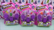SHOPKINS SEASON 2 Hunt For Limited Edition Marsha Mellow - Surprise Egg and Toy Collector SETC