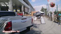 cars videos on youtube - Toyota cars test - toyota hilux 4x4