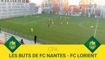 CFA : les buts de FC Nantes - FC Lorient (1-1)