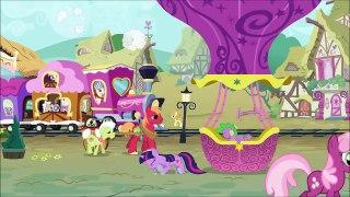 My Little Pony FiM Temporada 2 Capitulo 26 1 4 Una Boda en C