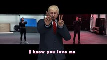 Behind the Scenes: Trump grooves with Taiwan, China leaders in parody dance video