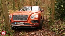Dacia Duster vs Bentley Bentayga [COMPARATIF VIDEO] : le choc des extrêmes