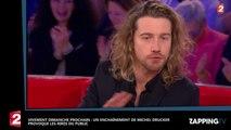 Vivement dimanche prochain : Michel Drucker fait une bourde face à Julien Doré, malaise sur le plateau (Vidéo)