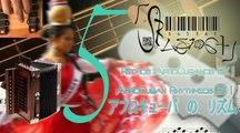 AfroCuban Rhythms BX 5   Rítmica AfroCubana BX 5   五: ベース で アフロキュバカ の リズム