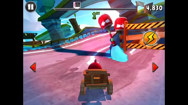 Angry Birds GO FULL Game - Angry Birds Transformers - Angry Birds Games