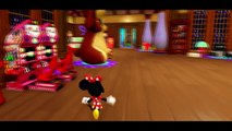 Mickey Mouse and Minnie Mouse have a Bubble Bath & Shower / Nursery Rhyme Playlist for kids !