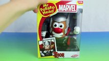 Thor Marvel Mr Potato Head Superhero Thor The Dark World Toy Marvel Thor Collector Toy WWuHmA5kkWI
